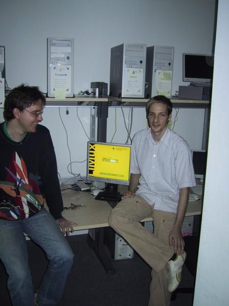 Jan-Marek, LiMux and Florian