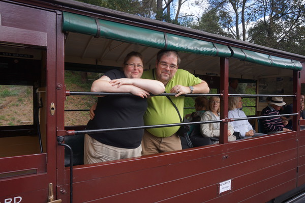 Puffing Billy, Yarra Valley