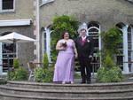 Highlight for Album: Ben and Adelina's Wedding