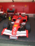 Highlight for Album: F1 cars, old and new